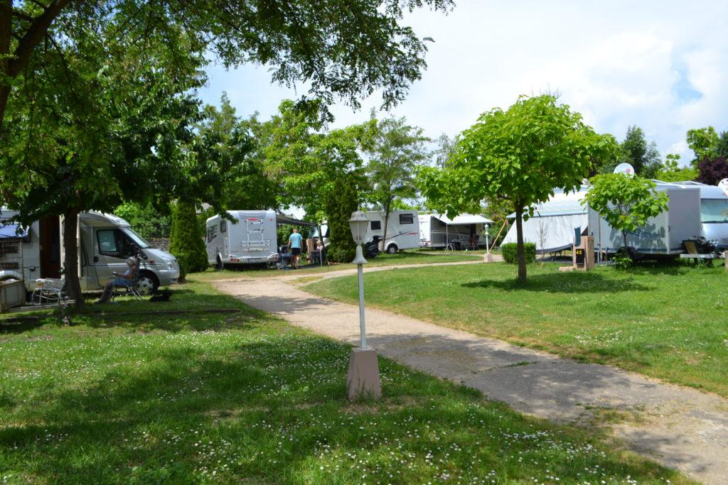 camping tiszafured