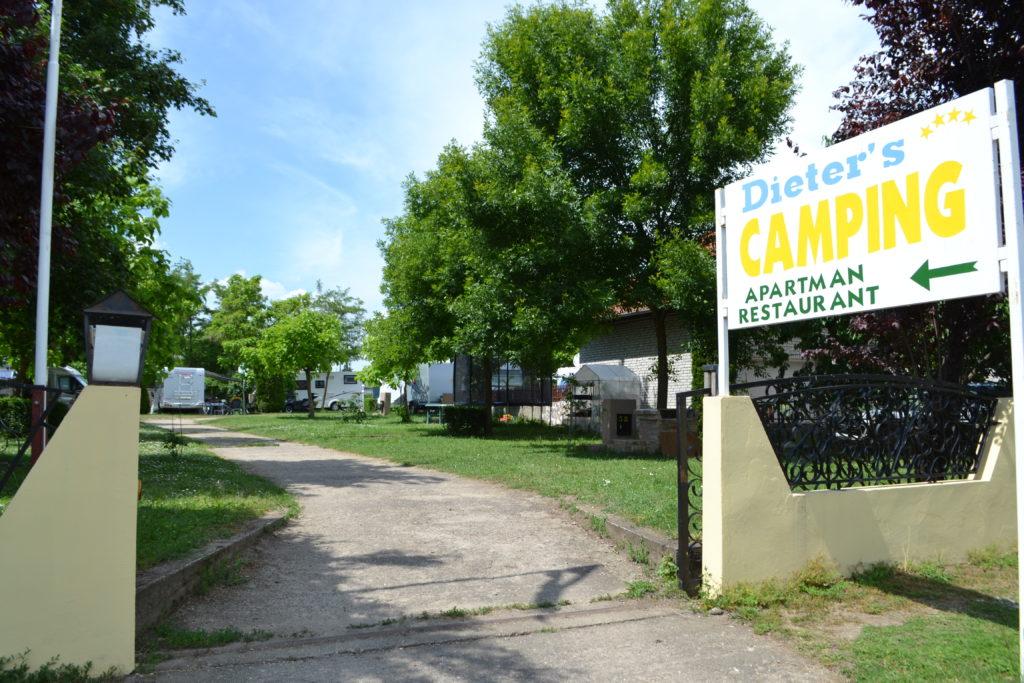 camping bejarat