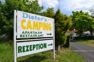 Dieter's Camping 1